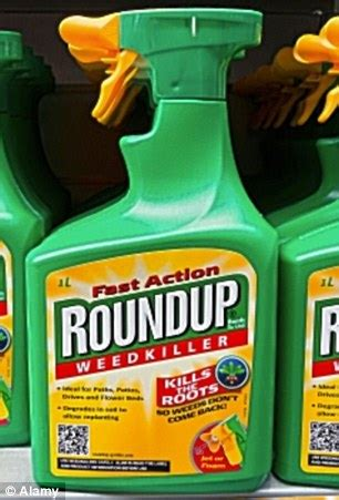 Daily Roundup by Cancer Alert Chemical Found In Roundup Weedkiller