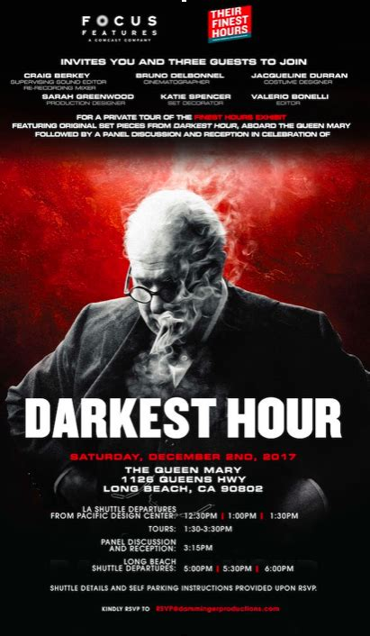 darkest hour how long darkest hour event queen mary make up artists hair