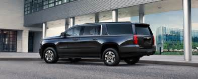 2018 chevy suburban hd heavy duty suv gm fleet