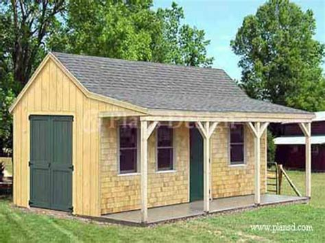 cottage shed with porch plans garden shed with porch