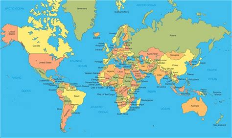 flat map of the world free school time the world is flat