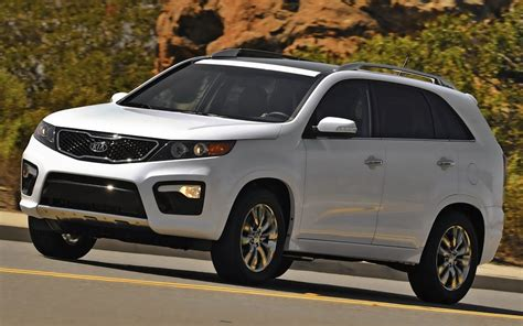 Price Of Kia Sorento 2013 2013 Kia Sorento Officially Unveiled