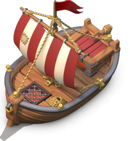 in clash of clans what is the boat for boat clash of clans wiki fandom powered by wikia
