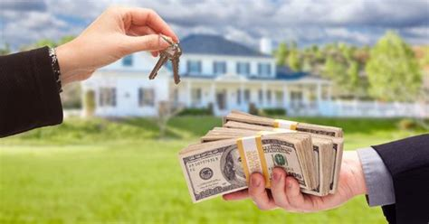 buy and sell houses with no money should i sell to a buy your house for cash company bankrate com