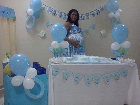 pin by barbara soroczak on shower baby shower baby and baby shower table imagen relacionada baby shawer baby shower bebe y globos