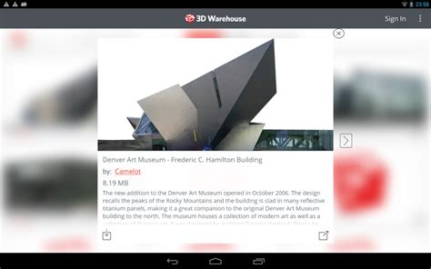 sketchup mobile sketchup mobile viewer indir android gezginler mobil