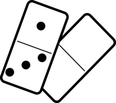 omino clipart falling dominoes clip at clker vector clip