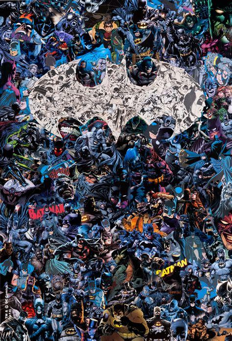 new batman prints from paper club 411posters