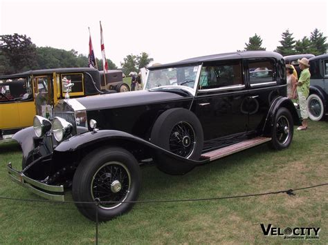 1931 rolls royce phantom i information