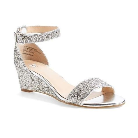 best 25 silver wedges ideas on silver wedge
