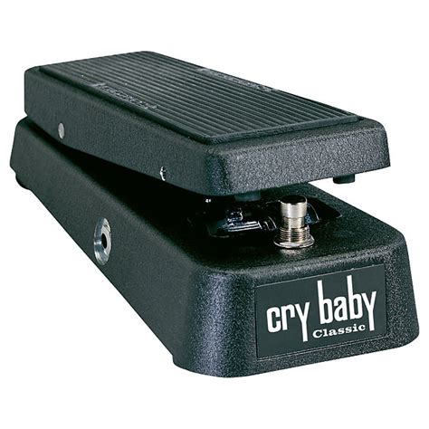 wah wah inductor dunlop gcb95f cry baby classic wah wah pedal w fasel reverb