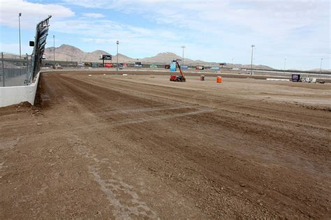dirt las vegas dirt track las vegas motor speedway las vegas nv flickr photo