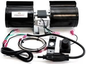 gfk 160t fireplace blower fan kit for heat and glo
