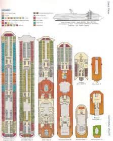 Carnival Valor Floor Plan Carnival Valor Deck Plan