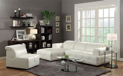 darby sectional darby white sectional from coaster 503617 coleman