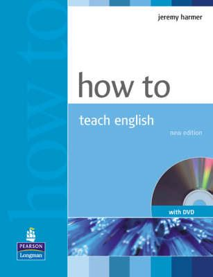 how to teach english tefl course book how to teach english