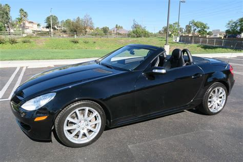 Mercedes Slk350 For Sale by 2006 Mercedes Slk350 For Sale 1893897 Hemmings