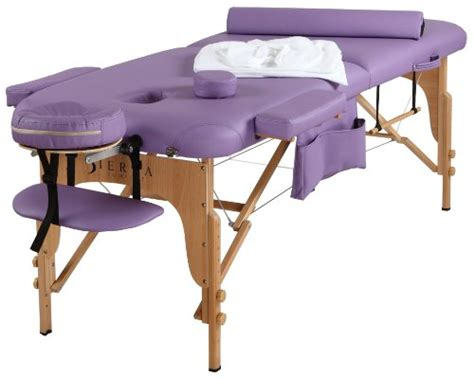 sierra comfort massage table sierra comfort all inclusive portable massage table