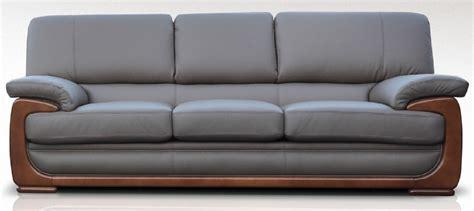 sofa 4 u max 3 seater sofa seater genuine italian brown chocolate