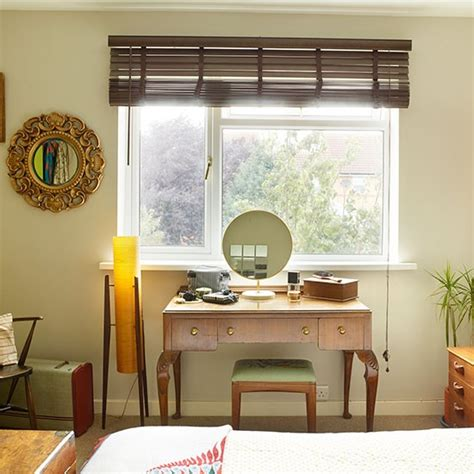 mid century style bedroom bedroom with mid century style dressing table decorating