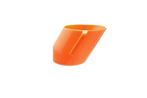 Doidy Cup Orange doidy cup color baby drinkware baby