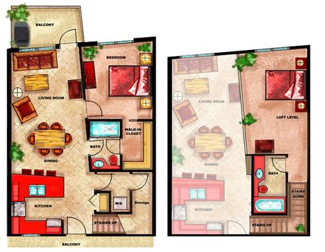roomsketcher change units rentini resort living with all the comforts of home