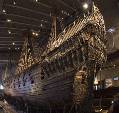 vasa ship the history 187 archive 187 replica of vasa bronze