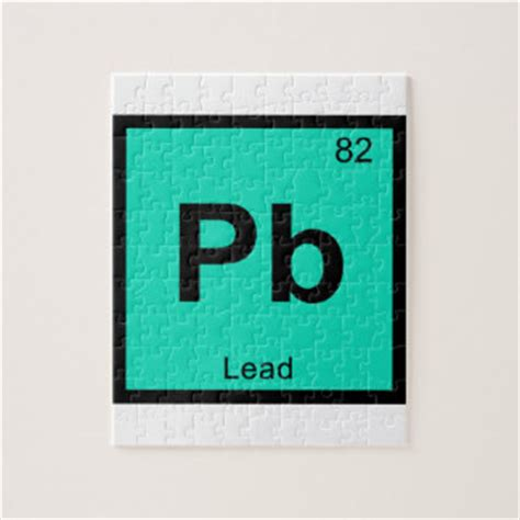 Pb Element Periodic Table by Periodic Table Of Elements Puzzles Periodic Table Of