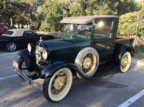 Lone Ford by Lone Model A Ford Club Anniversary Advocate News Tx