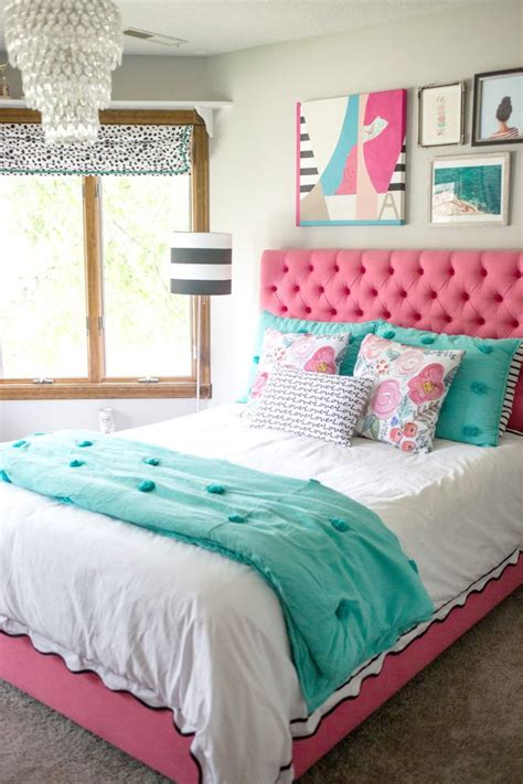 girls bedroom bedding best 25 pink aqua bedroom ideas on pinterest aqua girls