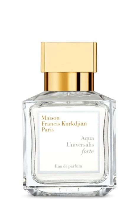 Parfum The Shop Aqua aqua universalis forte eau de parfum by maison francis