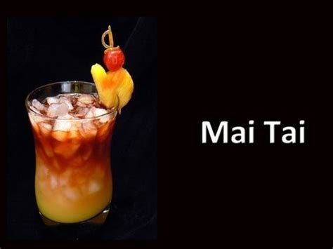mai tai cocktail mai tai cocktail drink recipe hd youtube