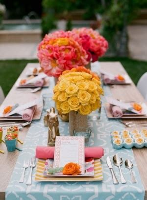 coral colored table ls 227 best wedding images on wedding bouquets