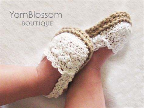 crochet baby shoes crochet pattern baby espadrille shoes crochet shoes