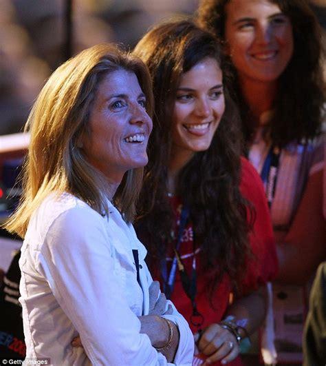 Caroline Kennedy's daughter Tatiana Schlossberg is New