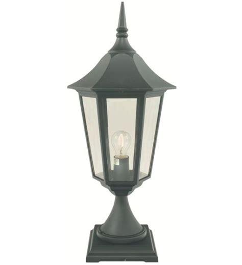 Outdoor Lighting Centre Elstead Vg3 Valencia Grande Pedestal Lantern Norlys Valencia Grande Vg3 Outdoor Outdoor