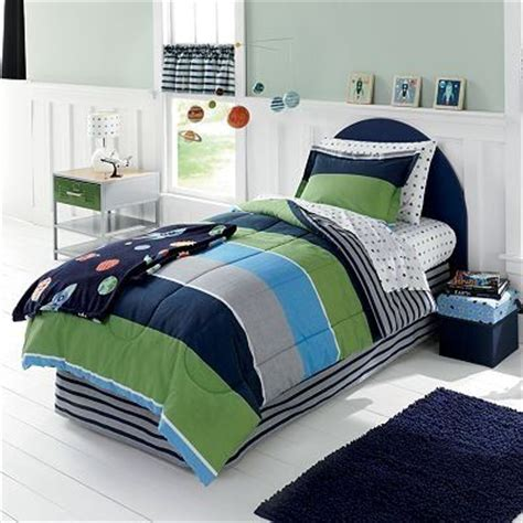 boys comforter sets twin blue navy green gray boys stars and stripes twin