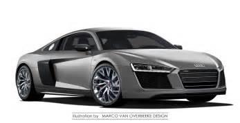 Next Audi Next Audi R8 Rendered Gtspirit