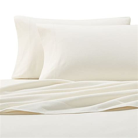 flannel sheets bed bath and beyond ugg 174 flannel heather sheet set www bedbathandbeyond com