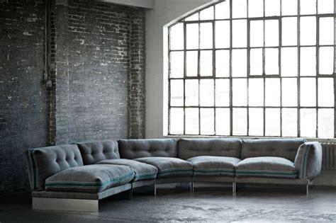 ochre eternal dreamer sofa curved sofas cococozy