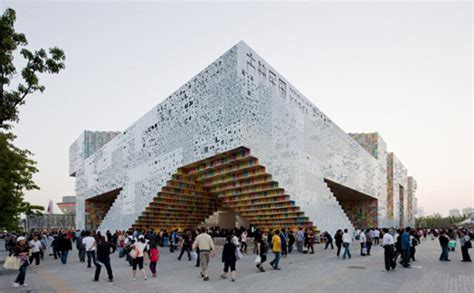 architectural wonders  expo  shanghai