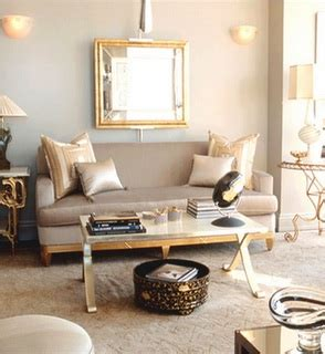 Mirrored Coffee Table Contemporary Living Room Gold Coffee Tables Living Room