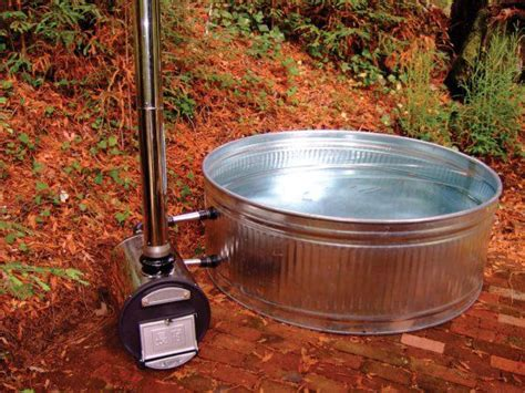 off grid bathtub 78 images about wood fired hot tubs on pinterest water