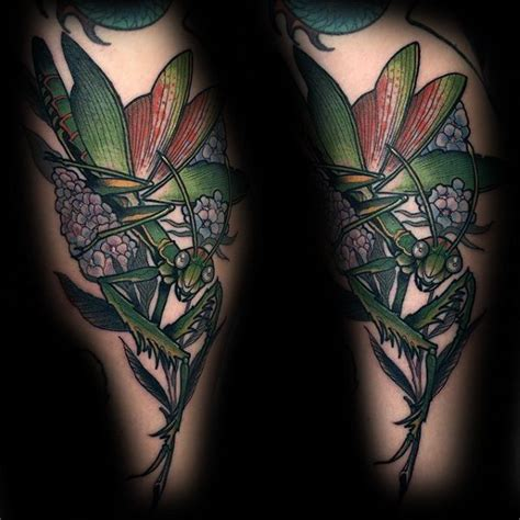 praying mantis tattoo designs 50 praying mantis designs for insect ink ideas