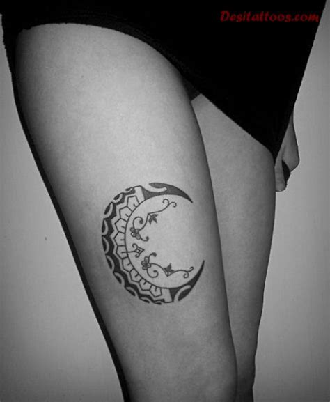 on moon tattoos 2 91 moon tattoos that are out of this world