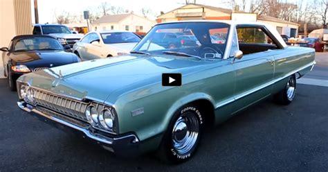 65 dodge polara beautiful 1965 dodge polara with original 383 cars