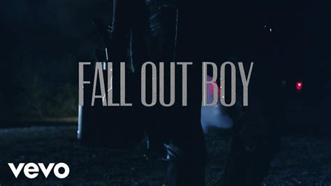 my song fall out boy my songs what you did in the