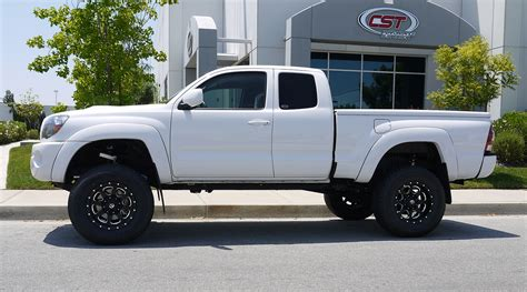 Toyota Lift Kit Cst Performance Suspension Lift Kits For Toyota Tacoma