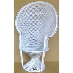 white wicker white wicker chair rentaland