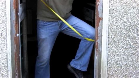How To Fit Upvc Door And Frame Part 1 Youtube How To Fit A Upvc Front Door